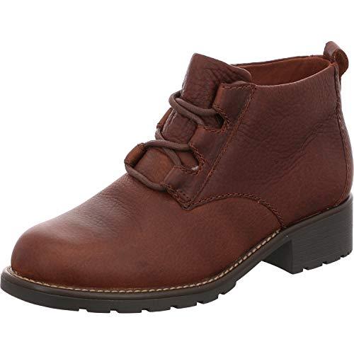 Orinoco Boots Lea Women's Ankle Brown Clarks Tan Oaks Wlined fz6qwnRF