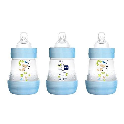 MAM Baby Bottles for Breastfed Babies