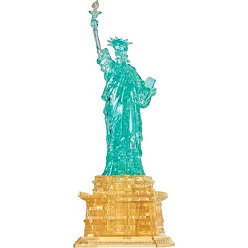 - 3D Crystal Puzzle - Statue of Liberty: 69 Pcs