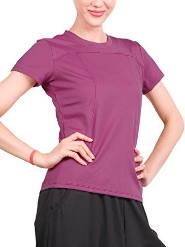 豊富な主流包括的(プラネットシー) Planet-C レディース メッシュ ランニング フィットネス Tシャツ 半袖 pc-220