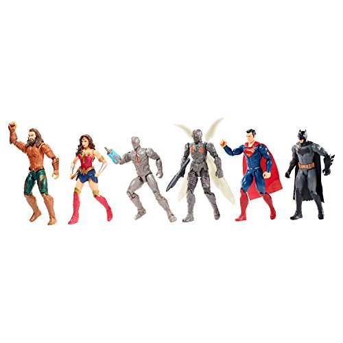 "Free Comic Book Day Dubai: DC Justice League 12"" Action Figures"