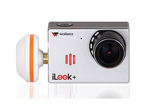 Walkera FPV iLook+ plus HD Camera 5.8G 1920x1080p Mushroom antenna QR-X350 PRO