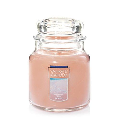 Jar Candle, Pink Sands (Candles Jar Candle)