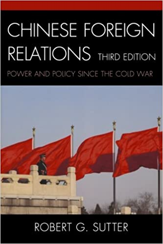 Amazon com: CHINESE FOREIGN RELATIONS:POWER & POLICY (Asia