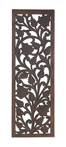 Deco 79 96077 Wood Wall Panel, 12