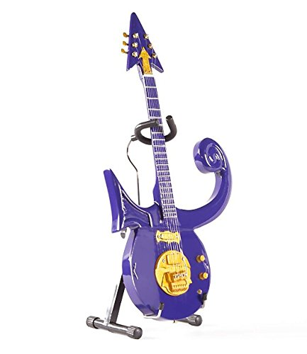 - AXE HEAVEN PR-285 Prince Purple Symbol Mini Guitar