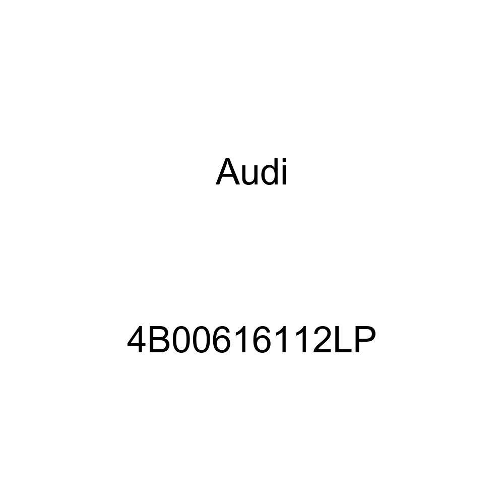 AUDI Genuine 4B00616112LP Rear Premium Textile Floor Mat