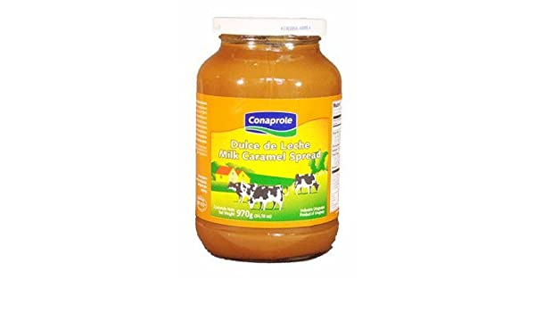 Amazon.com : Conaprole Dulce de Leche 940gr 2 Pack : Grocery & Gourmet Food