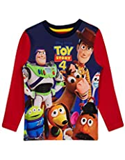 Disney Jongens Top Met Lange Mouwen Toy Story