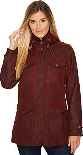 Filson Women's Moorcroft Jacket Burgundy Medium