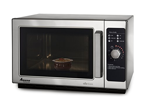 Amana RCS10DSE Medium Duty Microwave 1000W