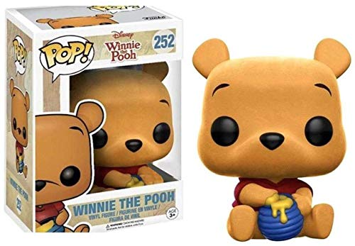 Funko Pop! Disney Winnie The Pooh Flocked Exclusive #252