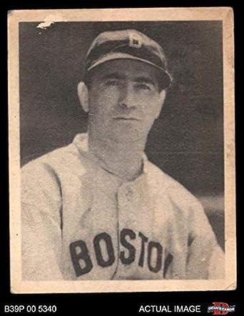 Amazoncom 1939 Play Ball 103 Moe Berg Boston Red Sox Baseball