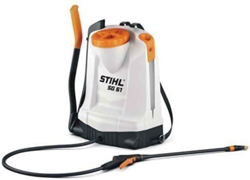 Stihl SG 51 - Mochila con aspersor 12 litros: Amazon.es: Bricolaje y herramientas