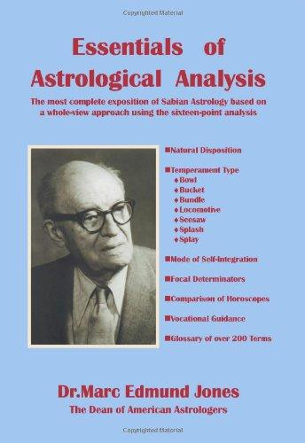 Essentials of Astrological Analysis PDF