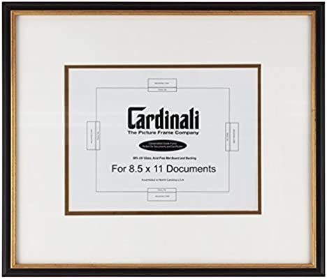 Amazon.com: Cardinali Diploma Frame - Archival University College ...
