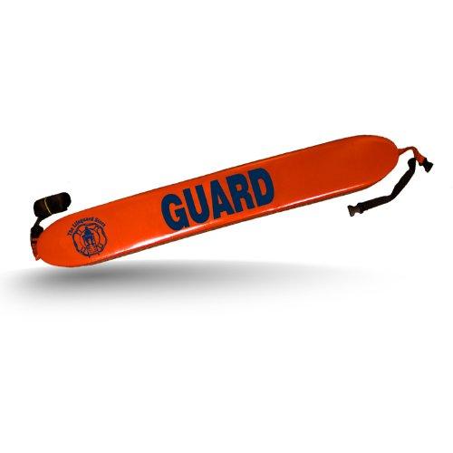 Rise Aquatics 40 Inch Standard Rescue Tube in Orange -