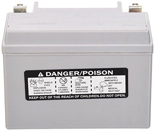 Power-Sonic (PTZ14S) Sealed Maintenance Free Powersport Battery by Powersonic (Image #1)