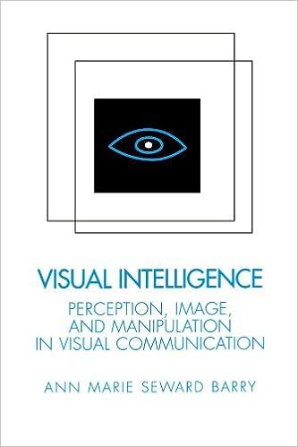 Amazon.com: Visual Intelligence: Perception, Image, and ...