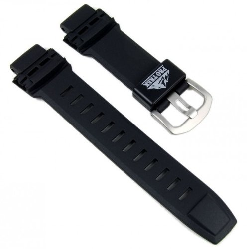 - Casio watch strap watchband Resin Band for PRW-5000, PRG-200, PRG-500, PRW-2000