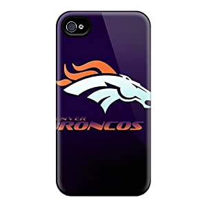 Perfect Cell-phone Hard Cover For Iphone 6plus (uuL15489XDUh) Custom Colorful Denver Broncos Pictures