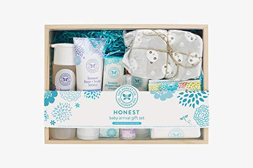🥇 The Honest Company Baby Arrival Gift Set