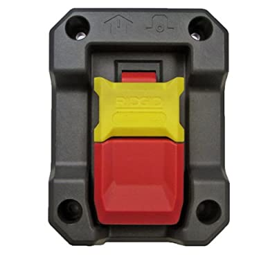 Ridgid R4510 / R4516 / R45101 Table Saw Replacement Switch Actuator Assembly # 089037006704 from Ridgid