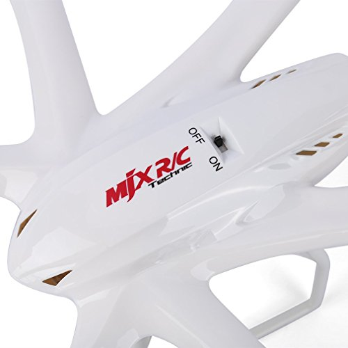 Juweishangmao 3D Roll FPV WiFi Quadcopter Drone 2.4G 6 Axle Gyro & 1 Battery for MJX X600 by Juweishangmao (Image #5)