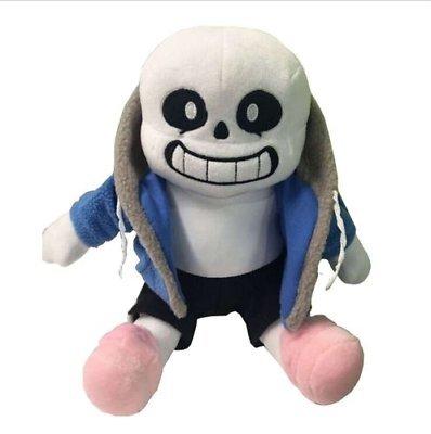 tale Sans Plush Stuffed Doll 12