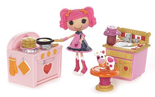 Mini Lalaloopsy Playset - Berry's - Lalaloopsy Set Kitchen