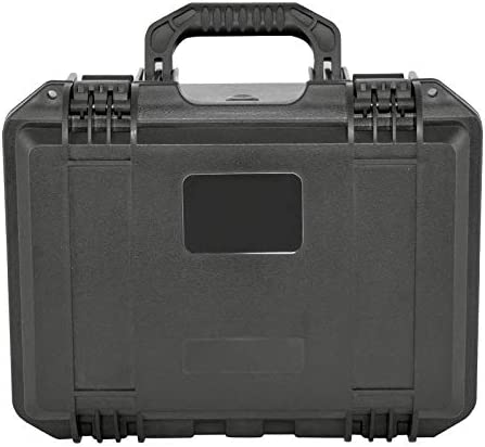 CZLSD ABS Plastic Tool Box Waterproof Safety Case Outdoor Vehicle Kit Box Sealed Safety Equipment Case Outdoor Safety Equipment (Color : 235x187x95mm) 226x130x40mm