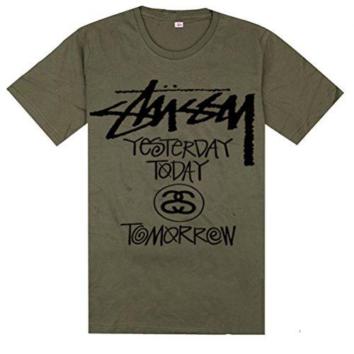 Jersey Shop Fashion International Short-Sleeve Fashion Shirt for Men