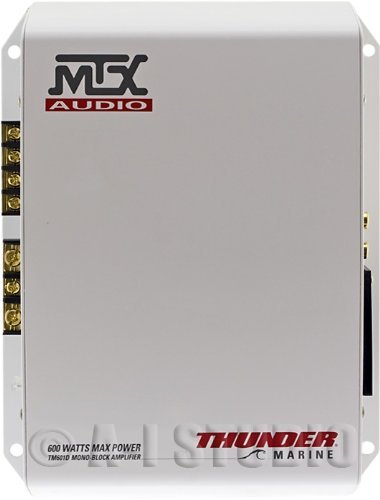 MTX Thunder TM601D 1Ch Marine Amplifier [並行輸入品] B01HONR1X4