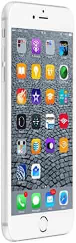 Apple iPhone 6s Plus 16GB Unlocked GSM 4G LTE Smartphone w/ 12MP Camera (Silver)