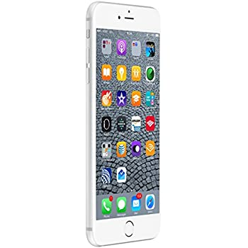 Apple iPhone 6S Plus 64 GB Unlocked, Silver