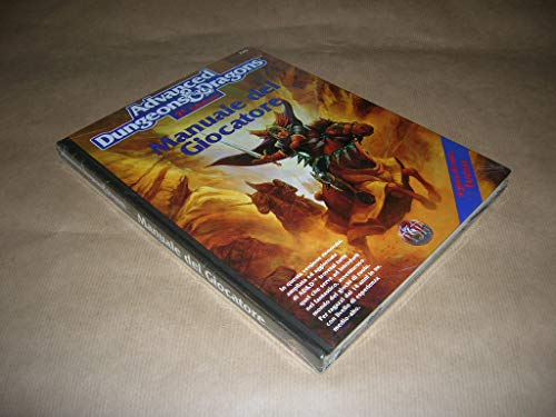 Players 2nd Guide Edition - Advanced Dungeons & Dragons Player's Handbook, 2nd Edition