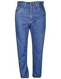 Wrangler Men's Rugged Wear Jean, Medium Wash, 34W x 30L