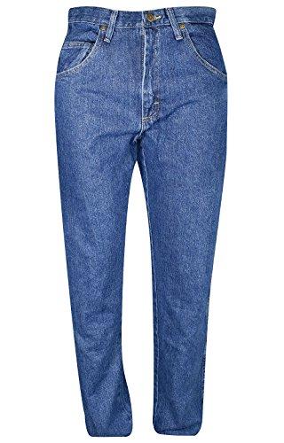 Wrangler Men's Rugged Wear Jean, Medium Wash, 36W x 30L ()