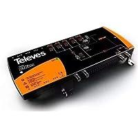 Televes 534040 - Amplificador dtkom matv 3e/1s f