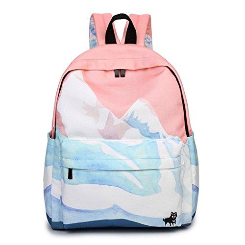 side bookbag for women - 5