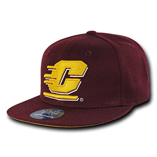 W Republic Apparel Freshman Fitted Acrylic High Definition Cap, Maroon, 7.75 - Freshman Fitted Cap