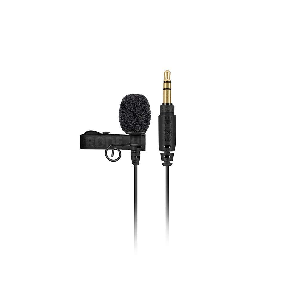 Rode LAVGO Lavalier Go Professional-Grade Wearable Lapel Microphone