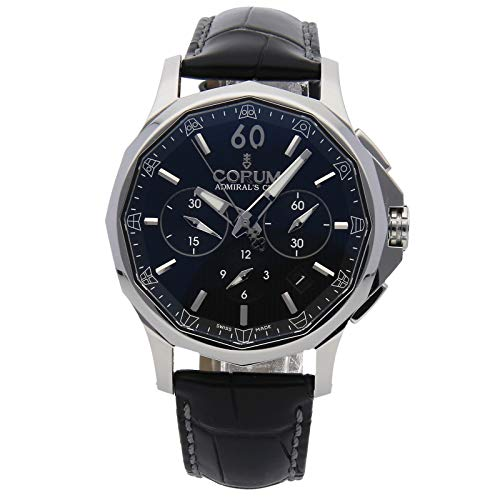 Corum Admiral's Cup Mechanical (Automatic) Black Dial Mens Watch 984.101.20/0F01 AN10 (Certified Pre-Owned)