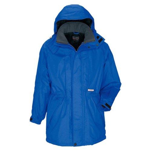 光電子(コウデンシ)防寒コート 透湿防水防寒着ジャケット az-6160 B01H8VHUS8 L ブルー ブルー L