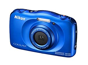 Nikon COOLPIX W100 (White) by Nikon