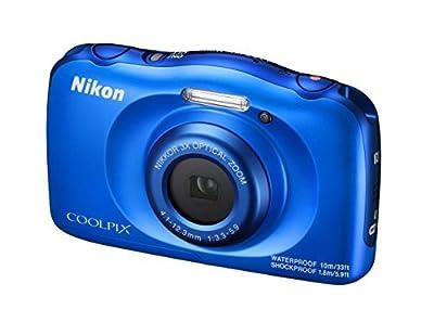 Nikon COOLPIX W100 (White) from Nikon