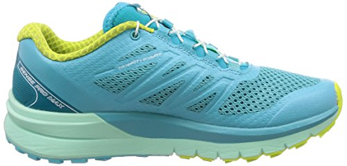 Beach Trail Sense Max Pro Salomon W Glass Lime Blue Acid Shoes Curacao 000 Women's Blue Blue Running X1q7wg4x