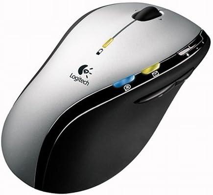 Logitech MX 610 Left-Hand Laser Cordless Mouse