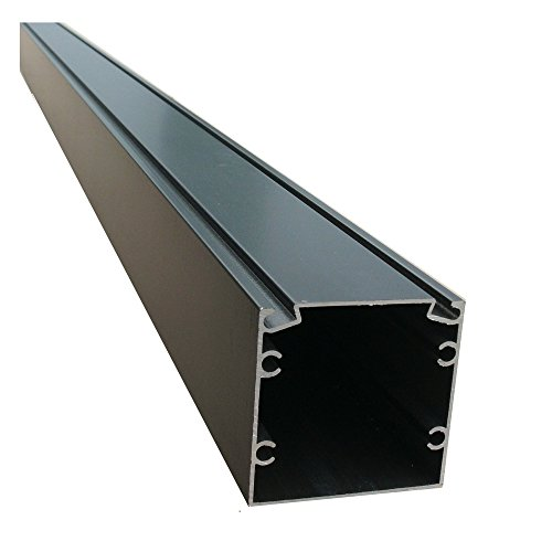 Bronze Aluminum Screen - 1
