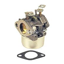 Carburetor Replaces Tecumseh 640349, 640052, 640054 OREGON 50-659 Includes Mounting Gasket